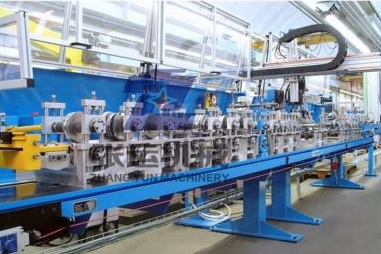 Common technical problems of I - beam bending machine