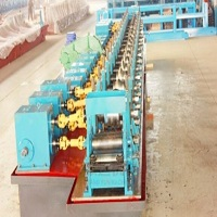 Introduction to Electrical Cabinet Roll Forming Line