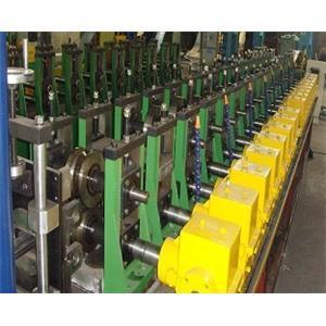 Escalator Guide Rail Cold Roll Forming Line