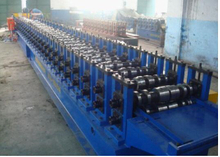 Hollow Guide Rail Roll Forming Machine
